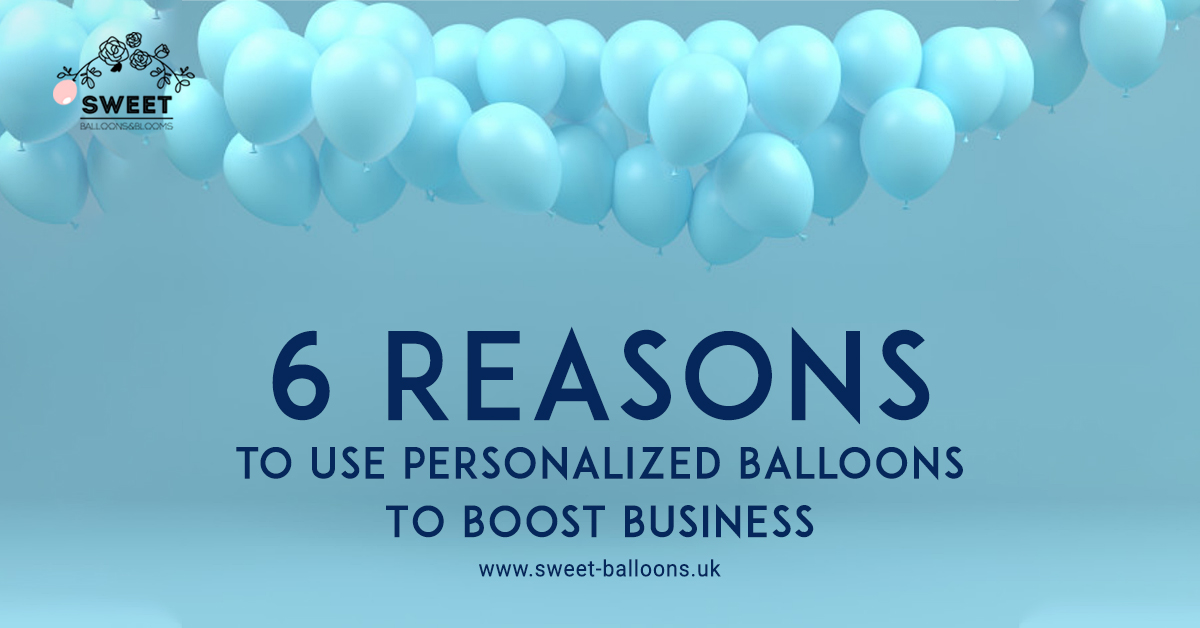 buy personalized balloons
