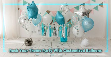 customized party balloon services