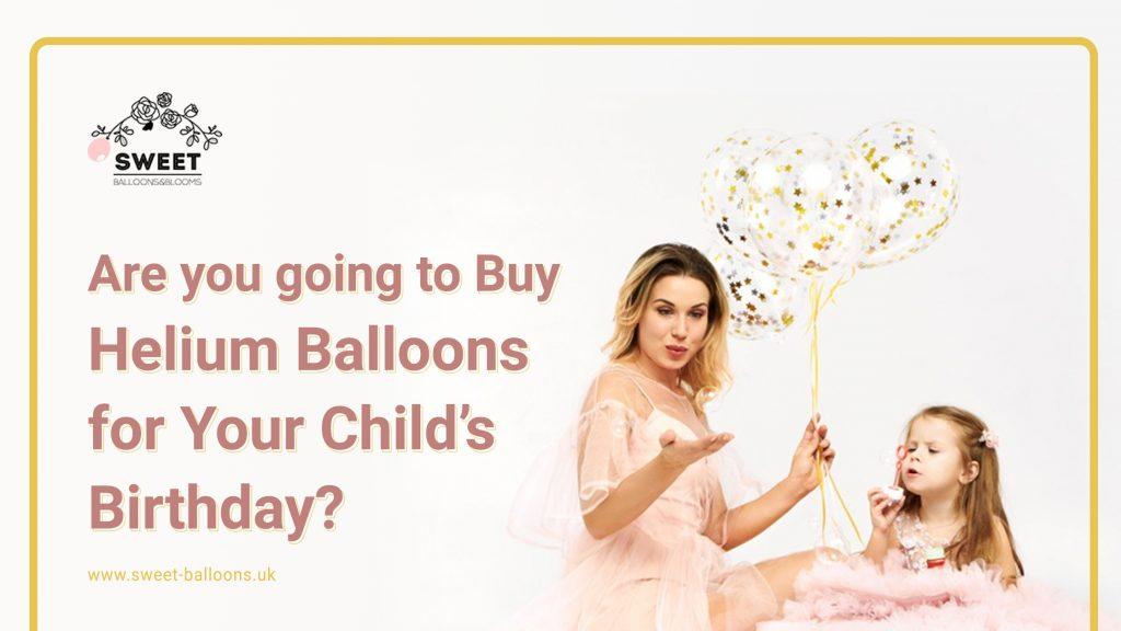 Buy Helium Balloons