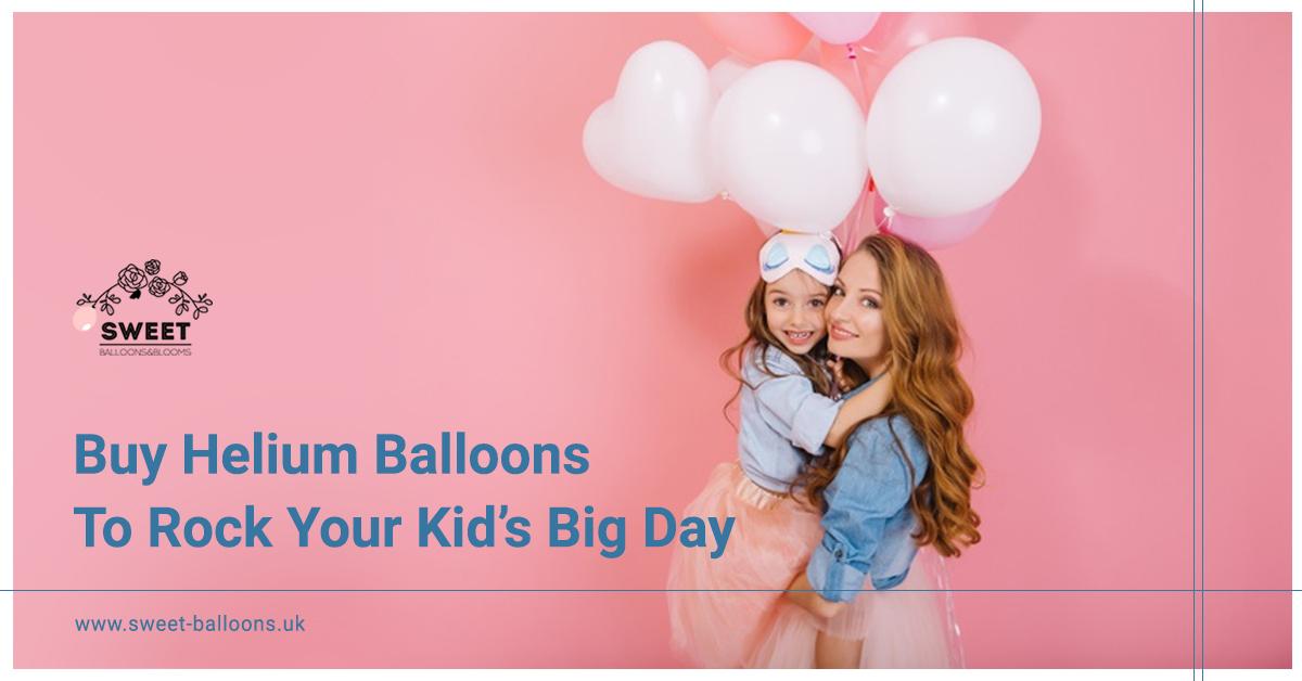 buy personalised balloons