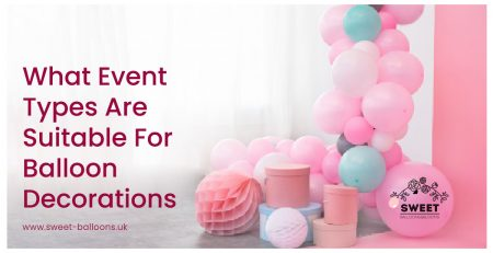Balloon Decorations in uk