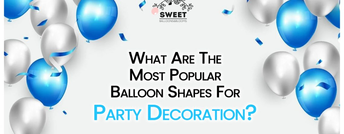 party decoration balloons